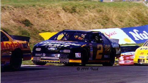 Rusty Wallace at Sears Point
